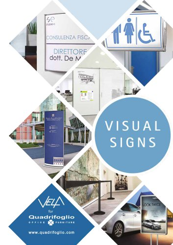 VELA CATALOGUE (VISUAL SIGNS)