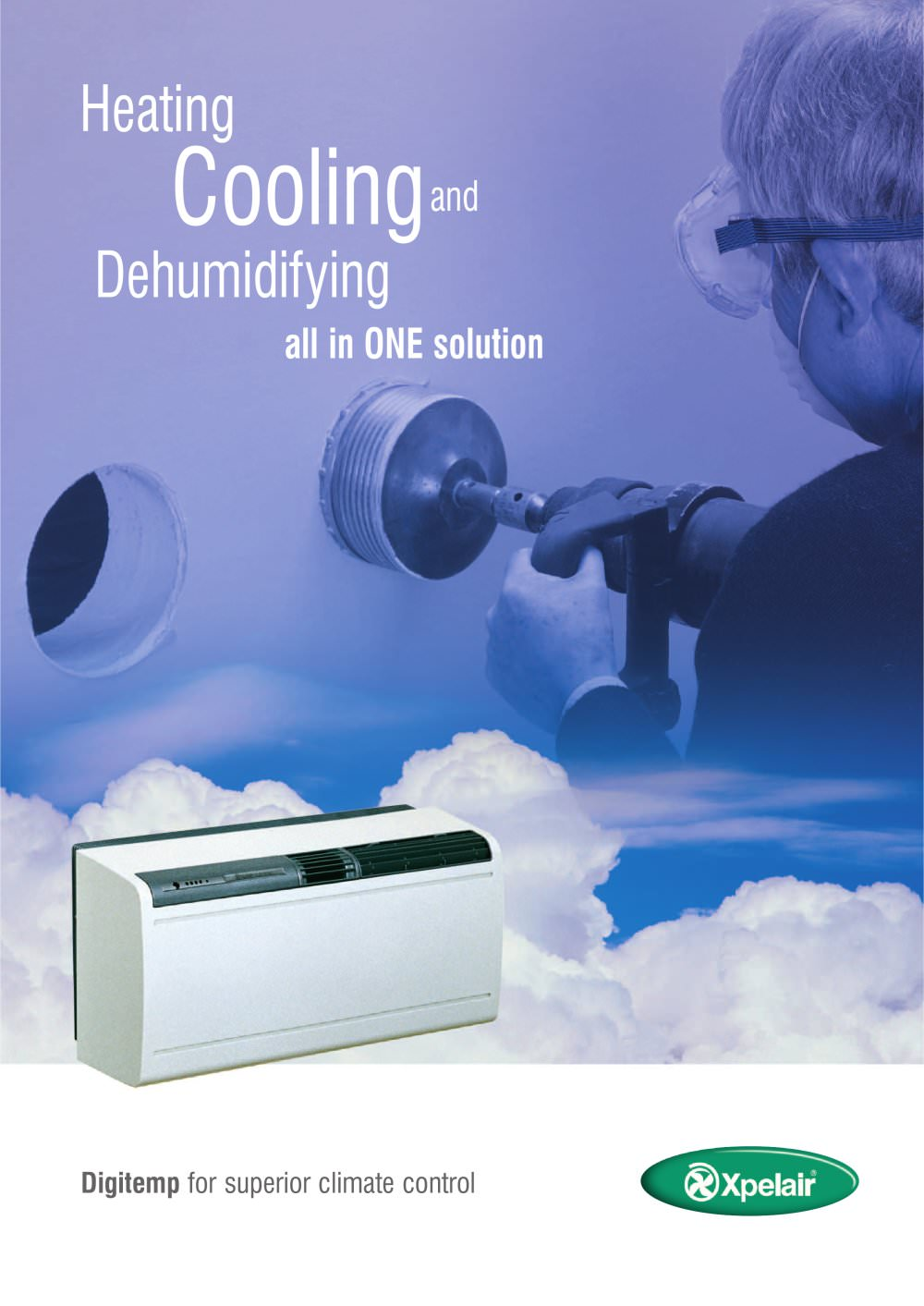 air conditioning solutions - xpelair - pdf catalogues