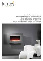 BURLEY ELECTRIC FIRES MULTI-LANGUAGE