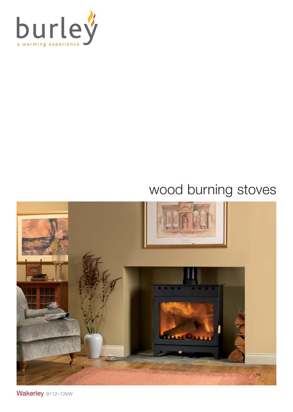 wood burning stoves - Burley - PDF Catalogues | Documentation ...