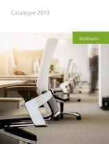 Wilkhahn catalogue 2013