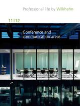 Wilkhahn - Conference and communication areas 2011/2012