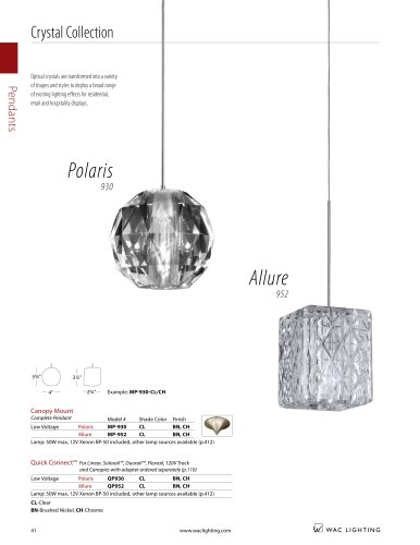 2011 WAC Lighting Catalog 