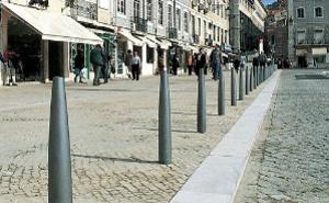 Equipamentos e sinalização para vias públicas