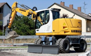 Máquinas e ferramentas de obras