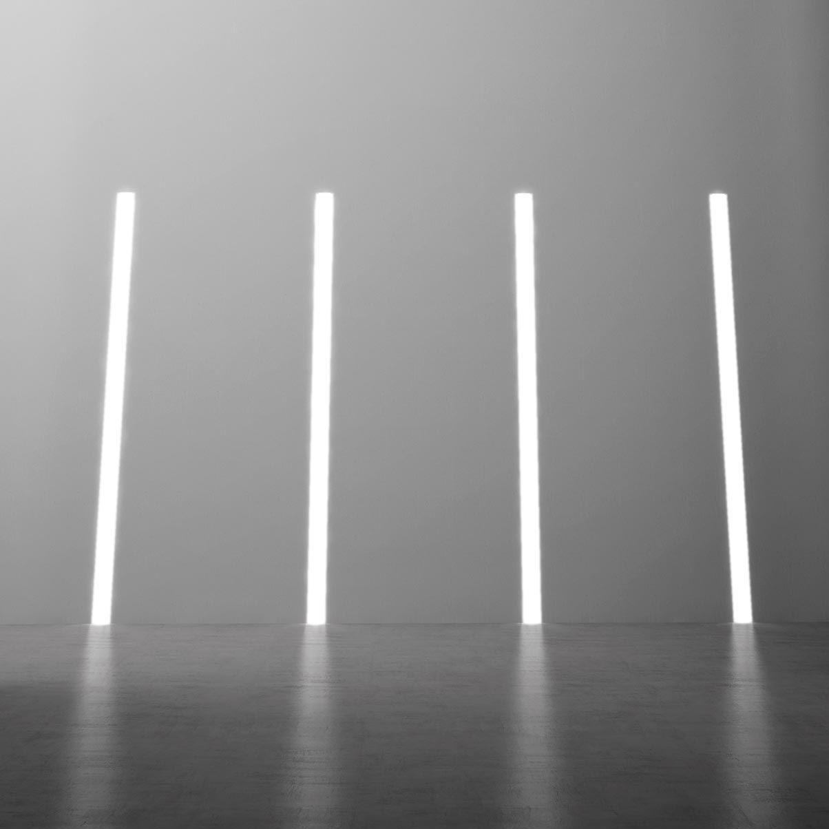 Well-known Perfil com iluminação de parede / de teto / de LED / para lâmpada  AH47