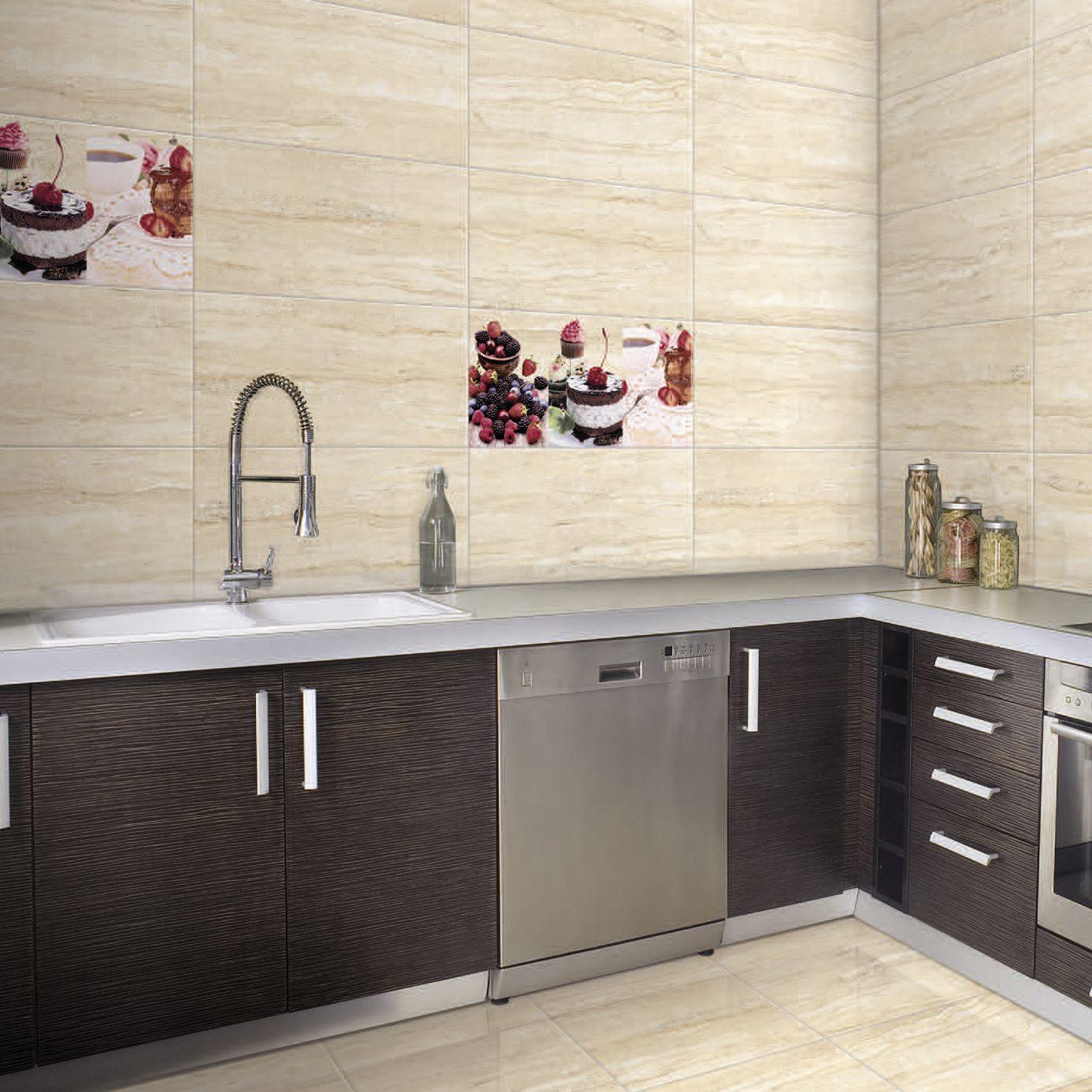 Ladrilho Para Cozinha De Parede De Piso Em Cerâmica Icaro