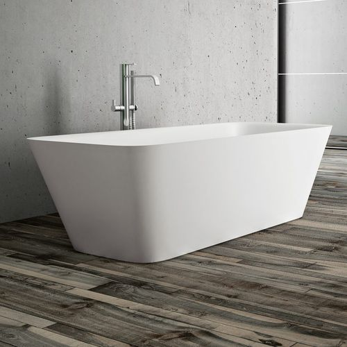 banheira de piso / em compósito