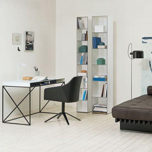 estante contemporânea / em HPL / para escritório / da linha comercial