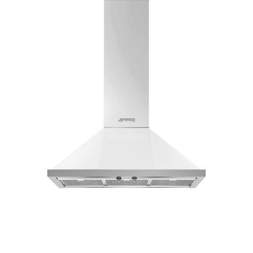 coifa de cozinha de parede / com iluminação embutida