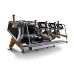máquina de café expresso / de alavanca / profissional / automática