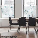 película decorativa com padrões por medida / para janela