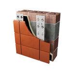 sistema de fixação em alumínio / para fachada ventilada / para exterior