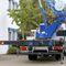 guindaste montado em caminhão / hidráulico / telescópico / com lança elevatória