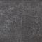 tampo de bancada em compósito de quartzo / para cozinha / cinza