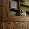 cozinha contemporânea / em madeira lacada / em inox / com ilha
