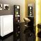 espelho de parede / contemporâneo / retangular / para salão de beleza