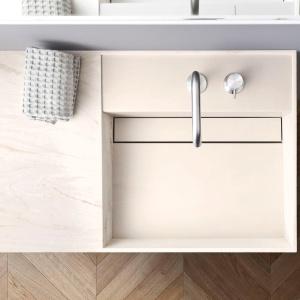 Corian® vanity top / custom