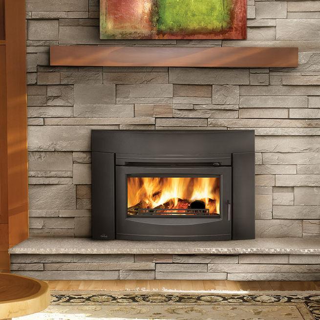 Wood Burning Fireplace Insert Epi3t Epi3c Napoleon