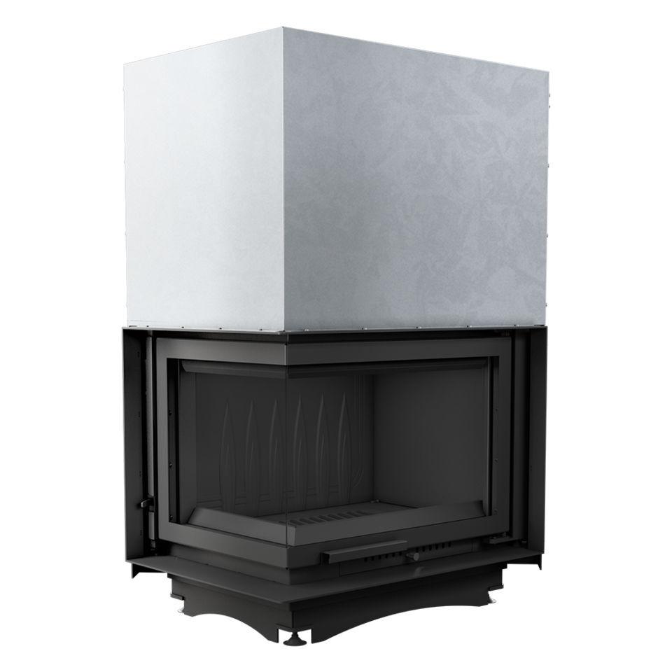 Wood Burning Fireplace Insert Zuzia L