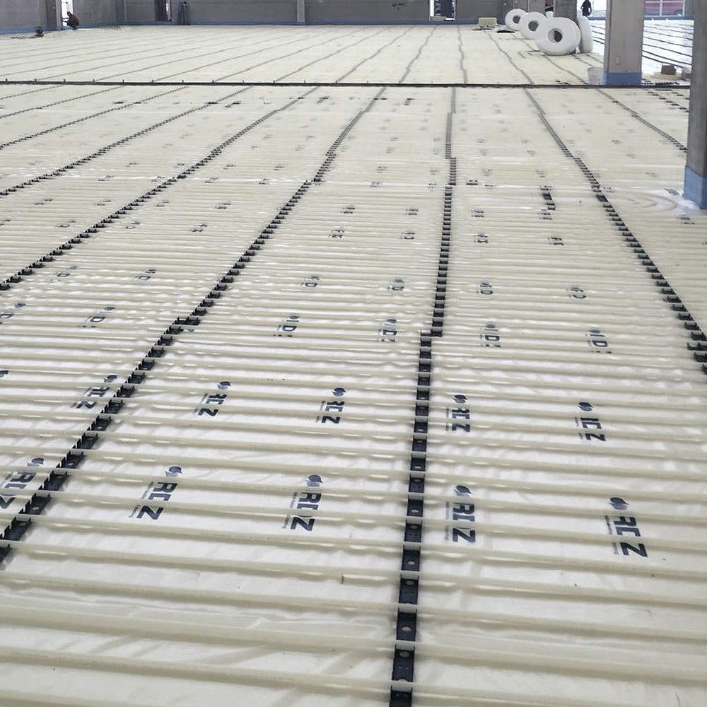 Hot Water Underfloor Heating Rdz S P A With
