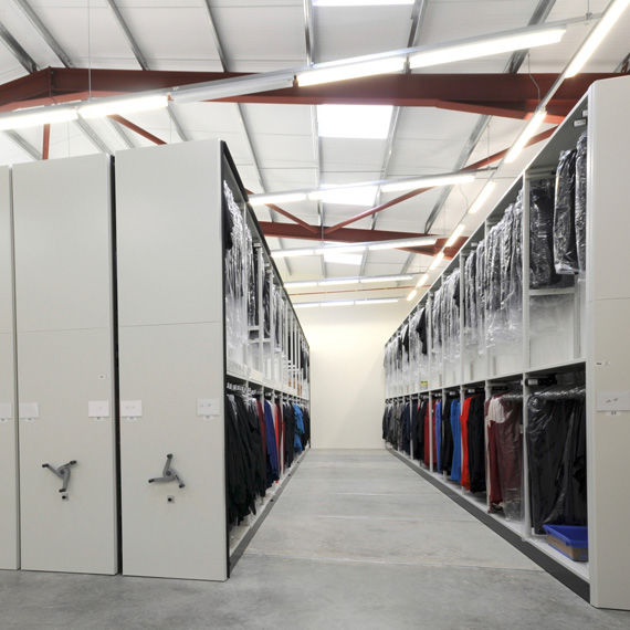 Bruynzeel Storage Systems.Storage Mobile Shelving Commercial Archival Electric Compactus Manuel Bruynzeel Storage Systems