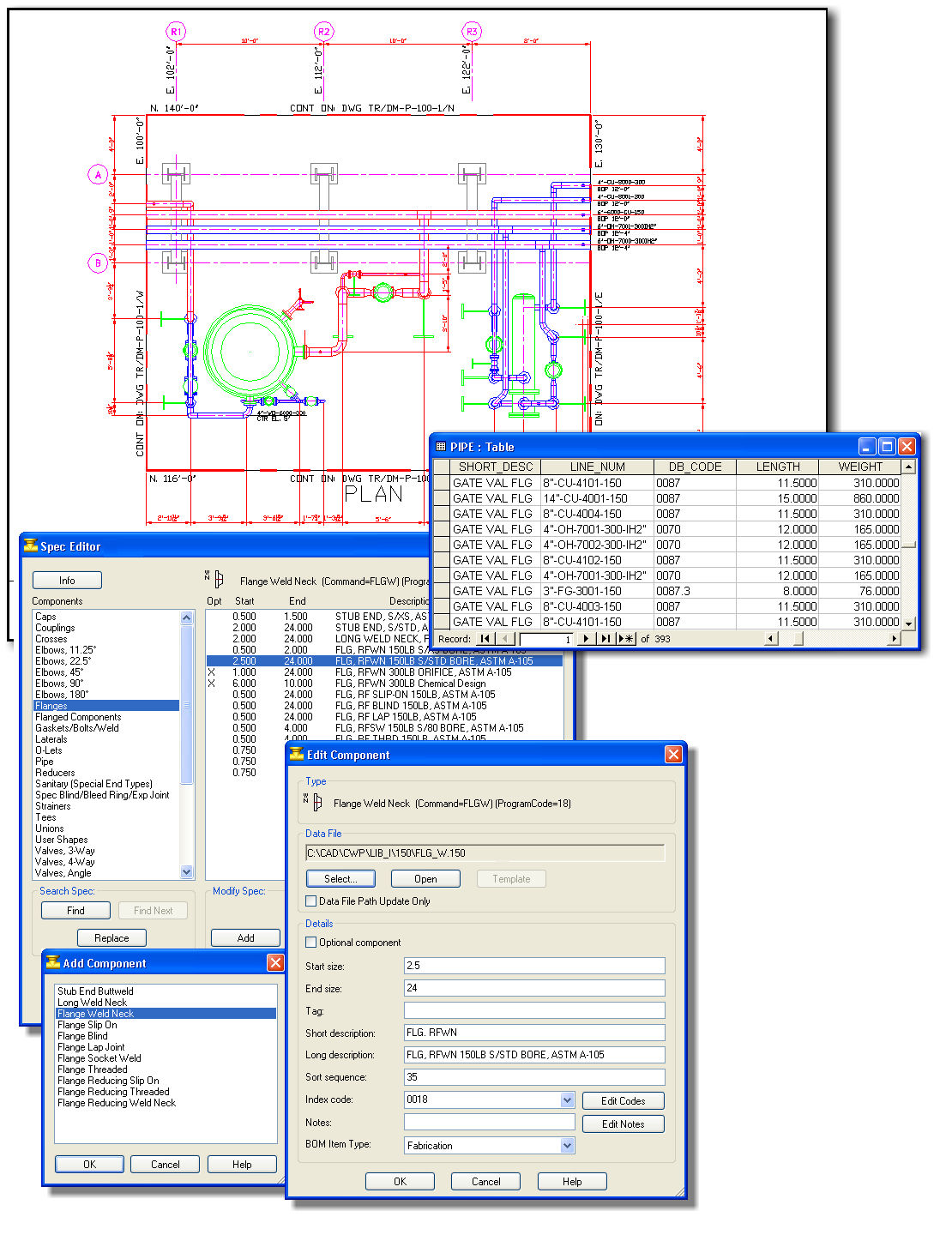 CAD software / analysis / for hydraulic and thermal