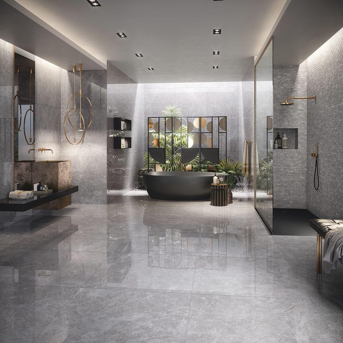 Indoor Tile Baltic Grey Revigres