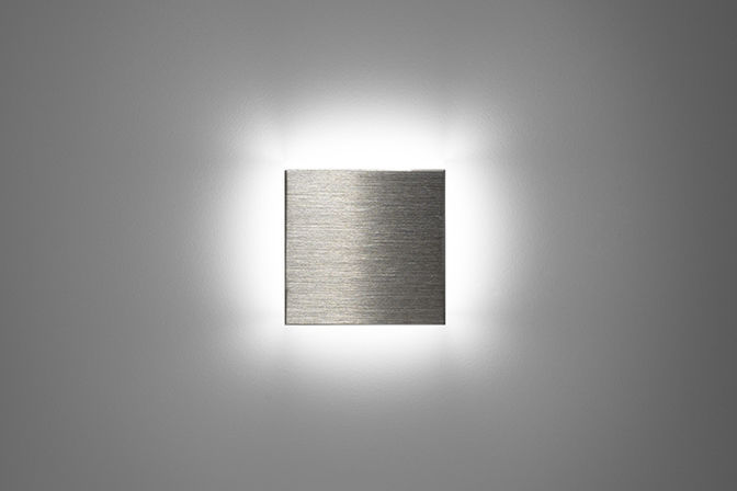 Recessed Wall Light Fixture Led Square Outdoor