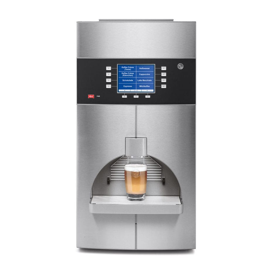Combined Coffee Machine Commercial Fully Automatic For