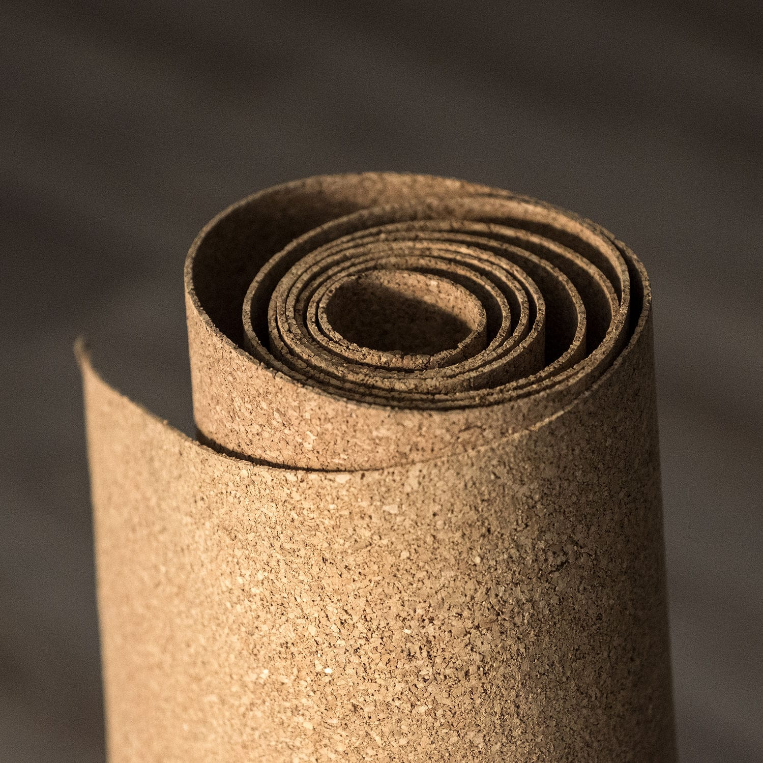 Roll Resilient Underlay Cork Wood Flooring Insulated