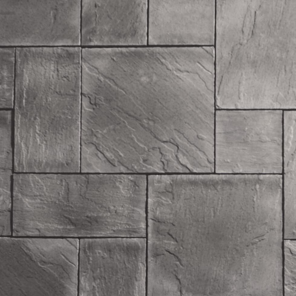 Concrete Paving Slab Anti Slip Textured Outdoor Peninsula