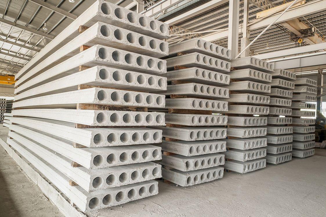 Concrete Deck Slab Hollow Core Spc