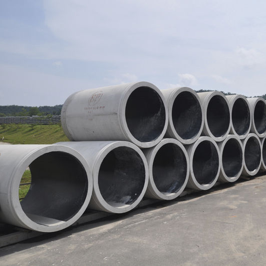 Concrete pipe - JACKING PIPES - SPC Industries Sdn Bhd