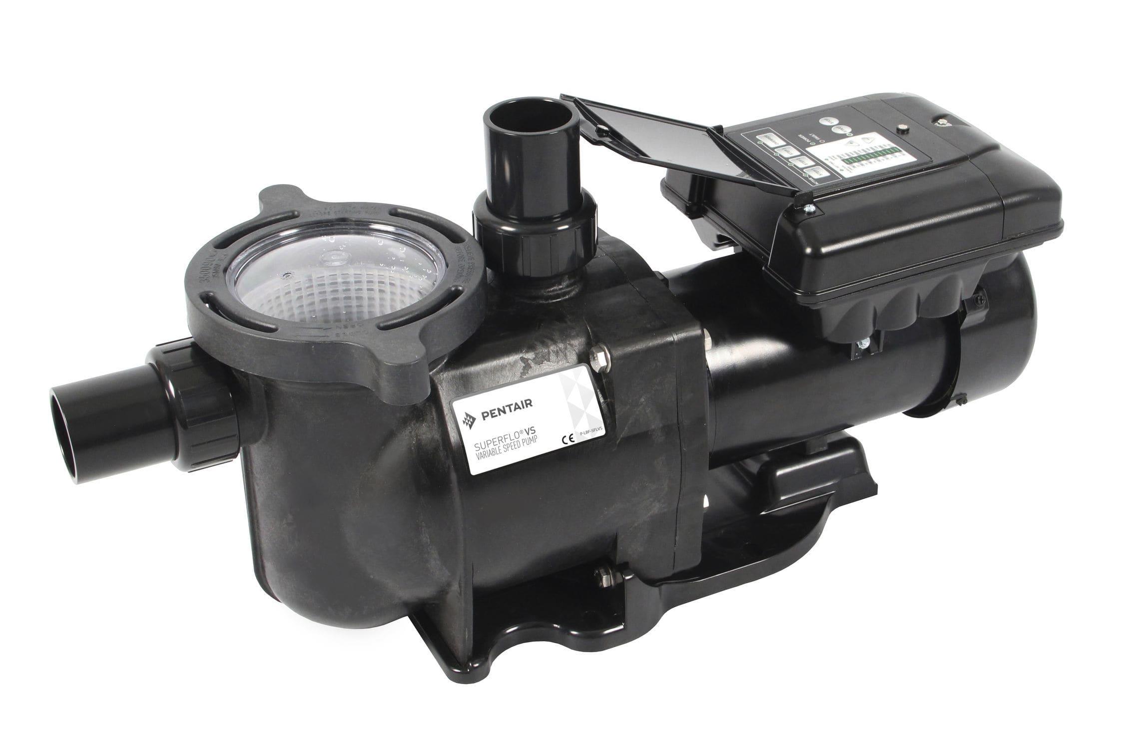 Variable-speed swimming pool pump - SUPERFLO® VS - Pentair