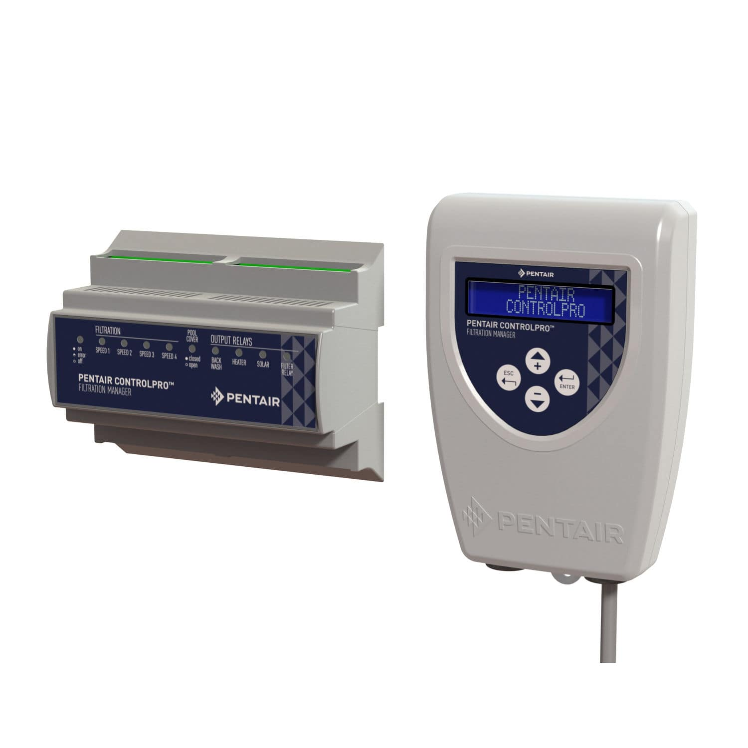Swimming Pool Home Automation System Pentair Controlpro Pentair Aquatic Systems For Filtration Indoor For Domestic Use
