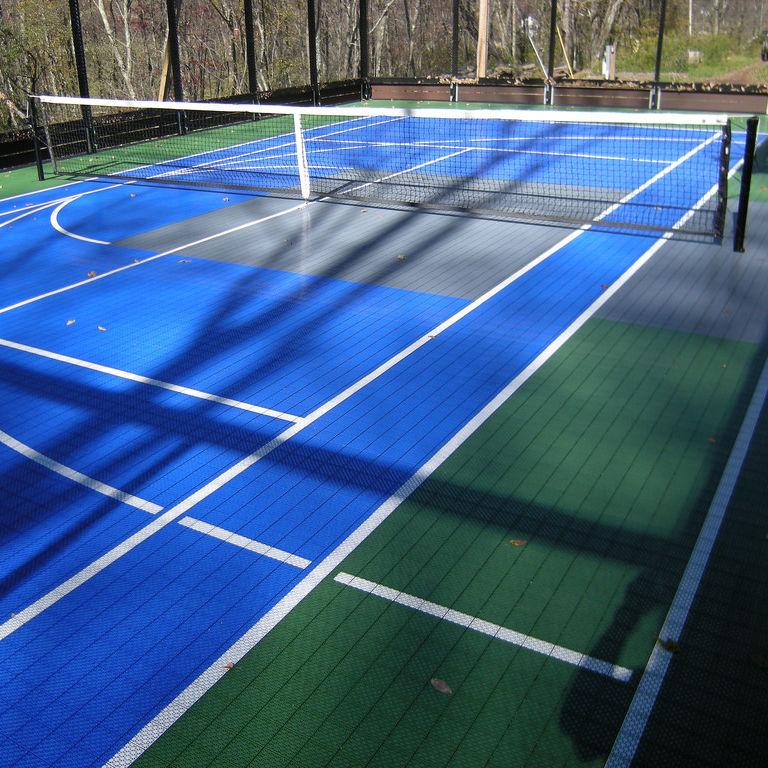 Polypropylene Flooring For Playgrounds Tertiary Tile Homecourt