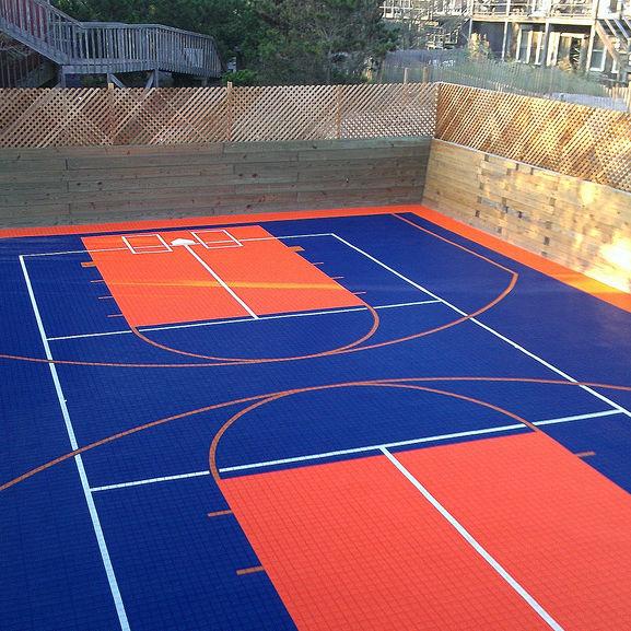 Polypropylene Flooring For Playgrounds Tertiary Tile Progym