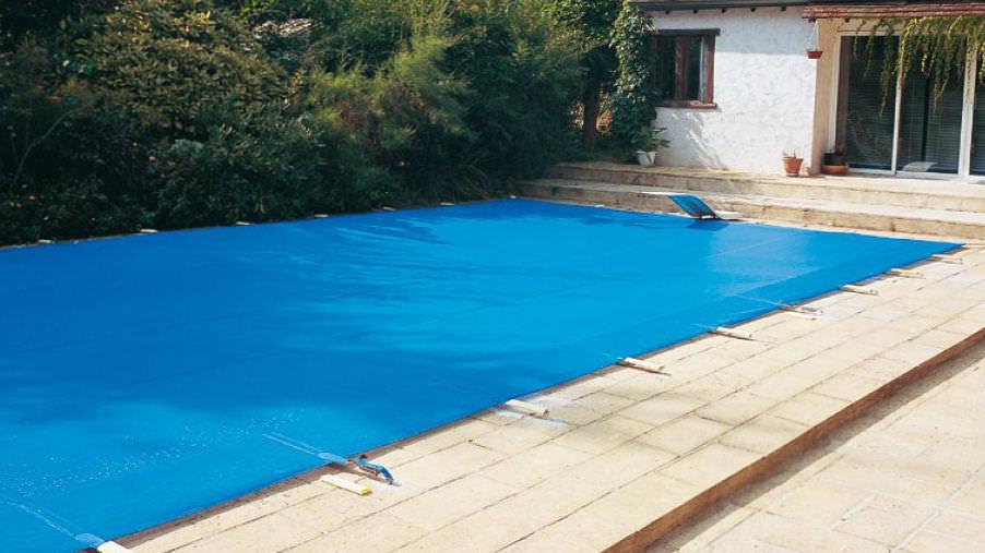 Security swimming pool cover / winter - AQUATEX - PROCOPI