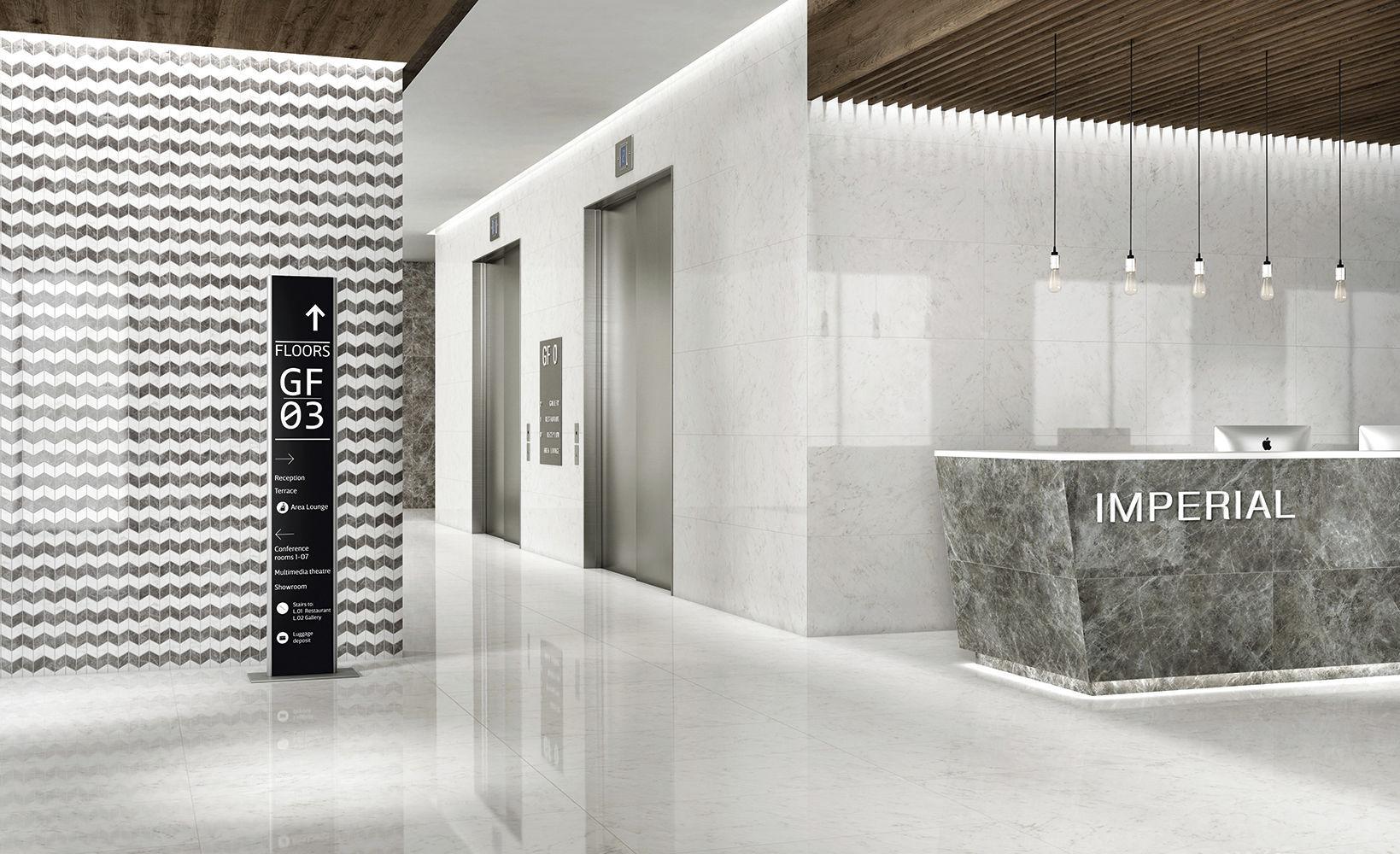 Indoor tile / wall / floor / porcelain