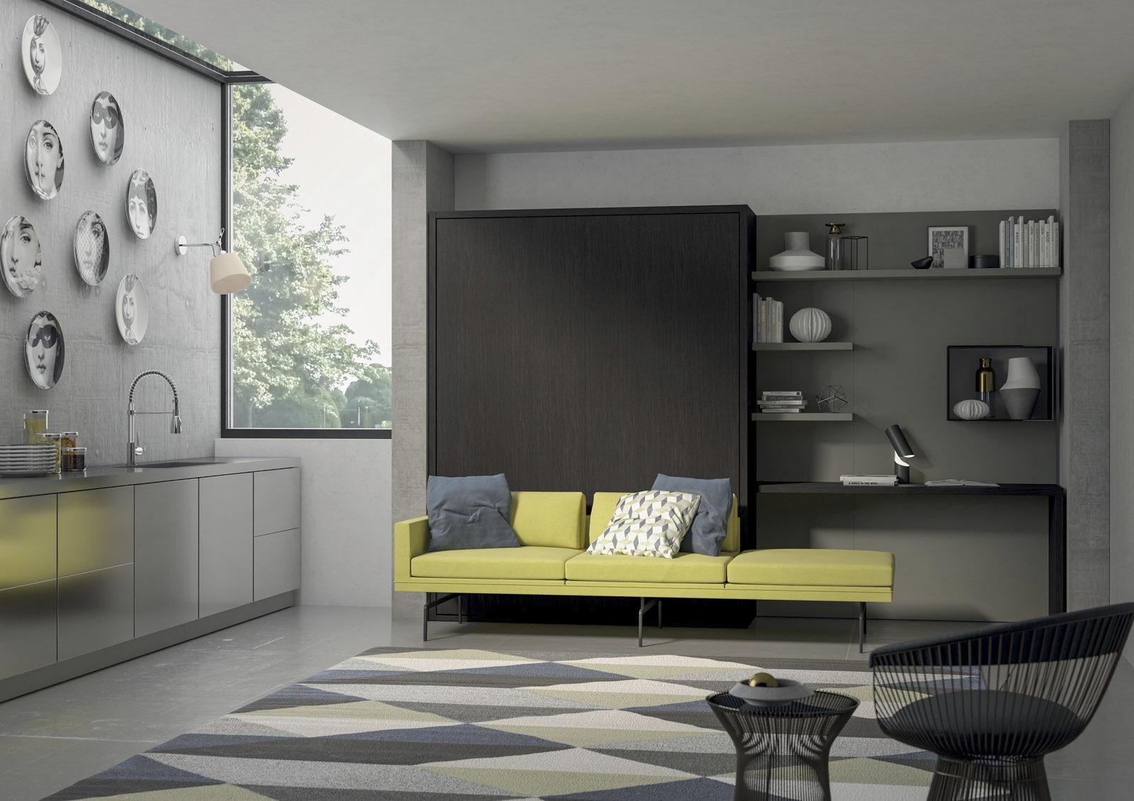 Contemporary Sofa Flip Tumidei
