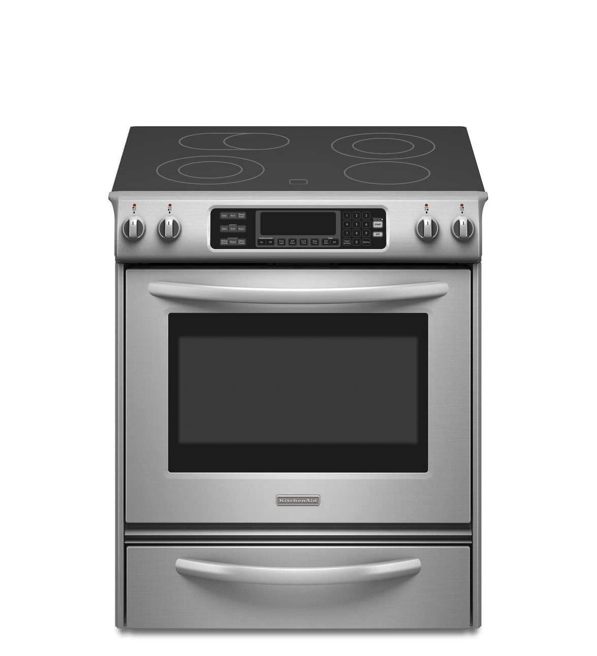 Electric Range Cooker Kess907sss