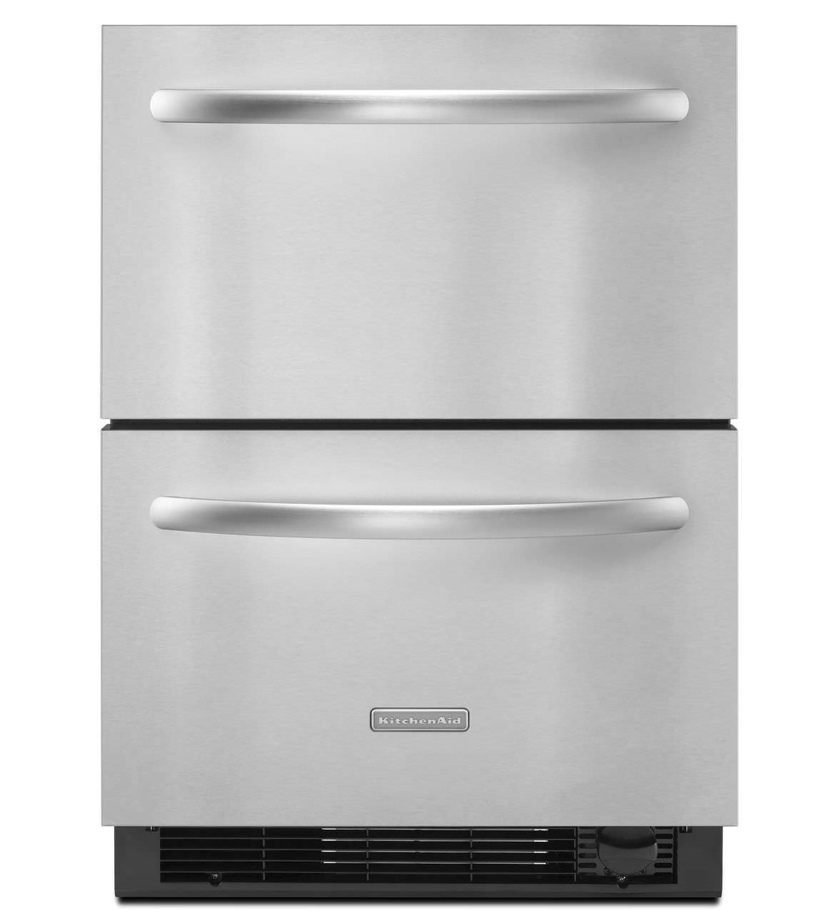 Refrigerator With Drawer Stainless Steel Kddc24cvs