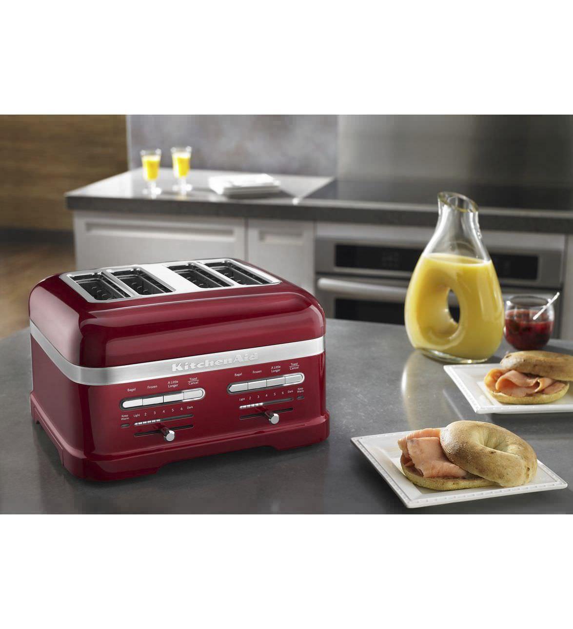 4 slice toaster KMT4203 KitchenAid