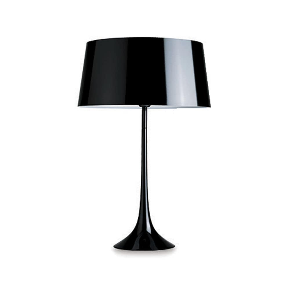 Table Lamp Contemporary Br Painted Metal Viky
