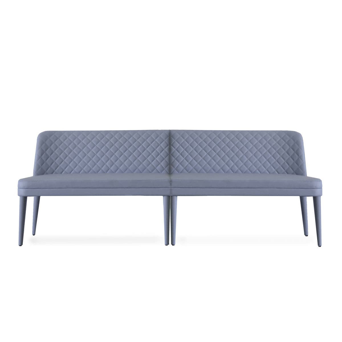 Excellent Contemporary Upholstered Bench Fabric Blue Unemploymentrelief Wooden Chair Designs For Living Room Unemploymentrelieforg
