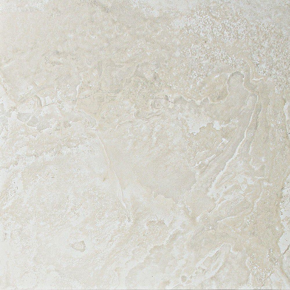 Indoor Tile For Floors Porcelain Stoneware Polished Crystal Rialto White 88891