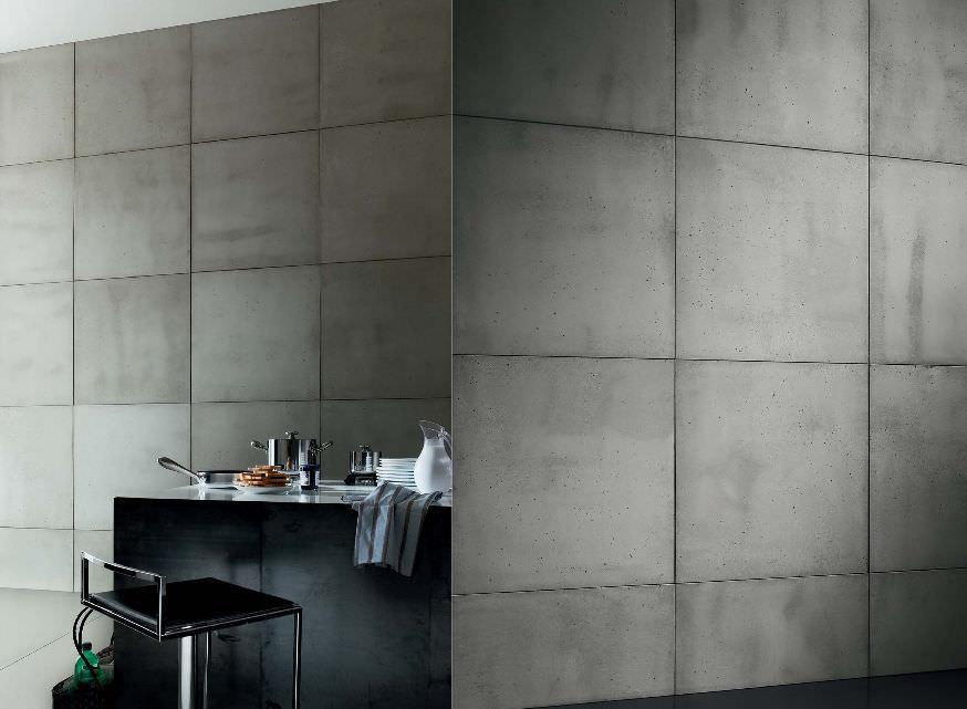 Wood Decorative Panel Cimento Smooth