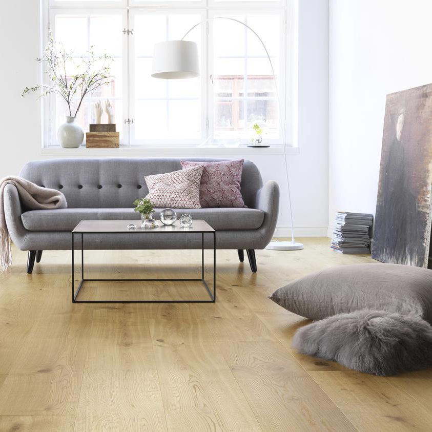 Engineered Parquet Floor Elegance