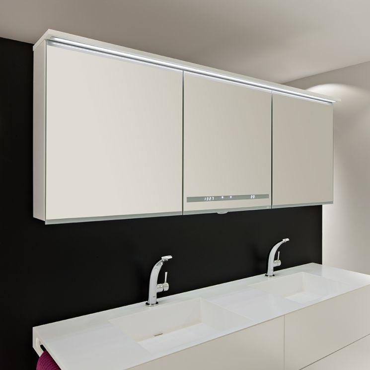 Contemporary Bathroom Cabinet Smart, Modern Bathroom Wall Cabinet